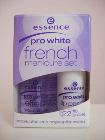 French Manicure Set